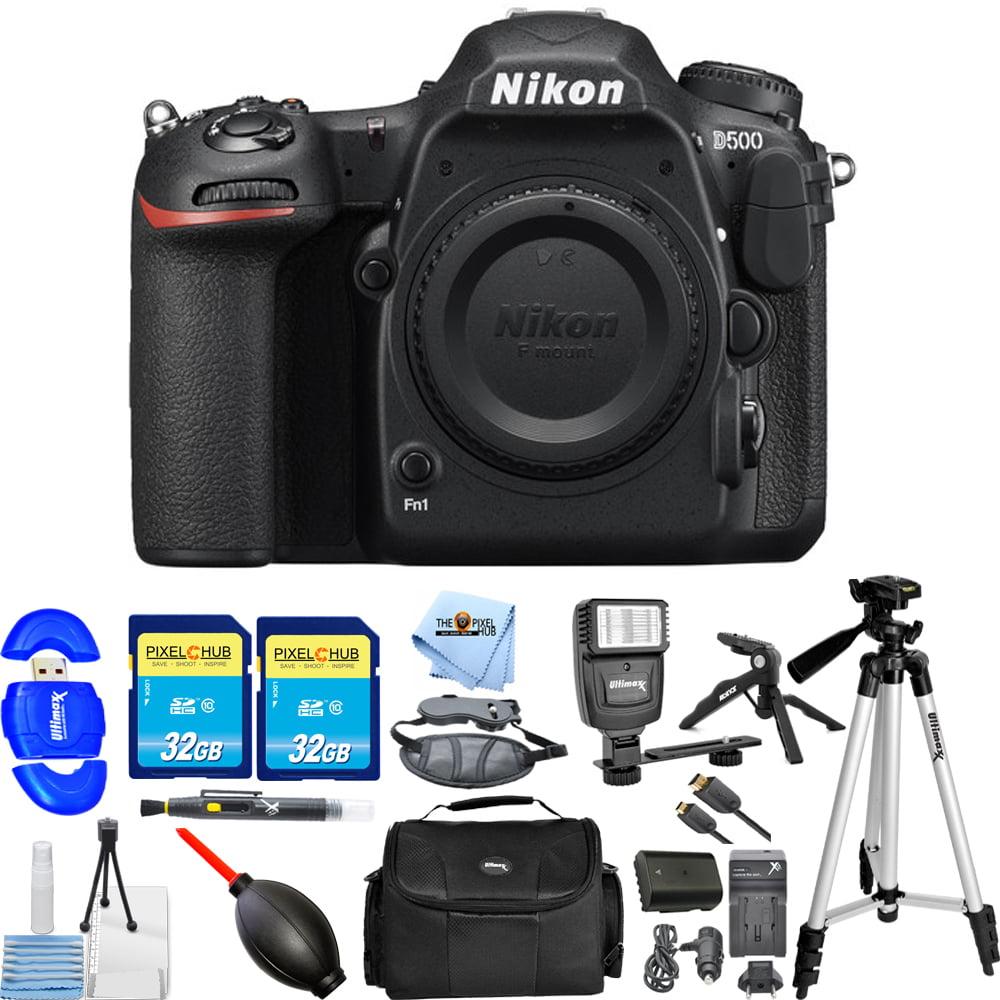 Nikon D500 DSLR Camera (Body Only)!! ALL YOU NEED KIT New!! by Nikon