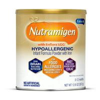 Nutramigen Hypoallergenic Infant Formula with Enflora LGG - Powder, 12.6 oz Can