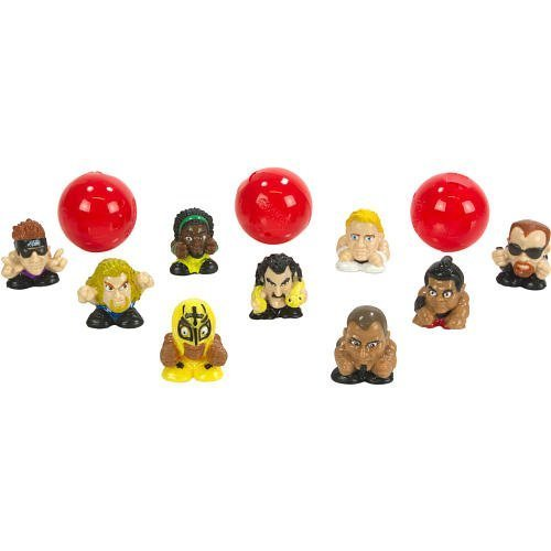 Squinkies WWE Bubble Pack - Series 2, WWE Squinkis Series 2 By ZPur