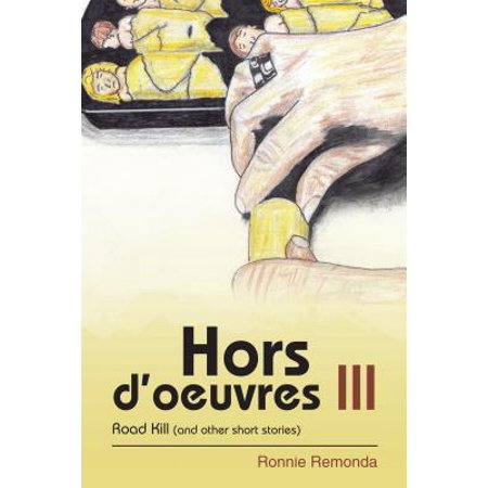 Hors D'oeuvres Iii - eBook - Easy Hors D'oeuvres For Halloween