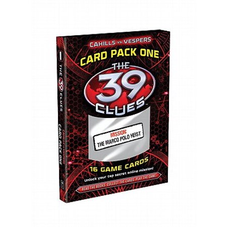 39 Clues: Cahills vs. Vespers: The Marco Polo Heist (the 39 Clues: Cahills vs. Vespers: Card Pack 1)