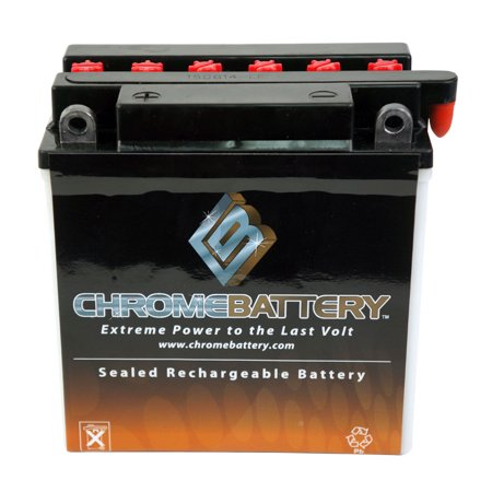 12N12A-4A-1 Motorcycle Battery for HONDA CB350 Super Sport Four Year