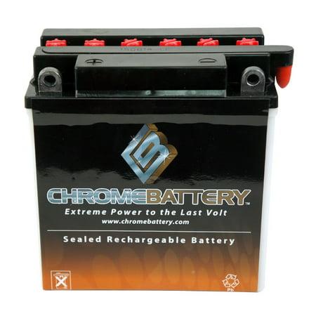 12N12A-4A-1 Motorcycle Battery for YAMAHA XJ650 (All) Year (80-83) (Yamaha Xj650 Maxim)