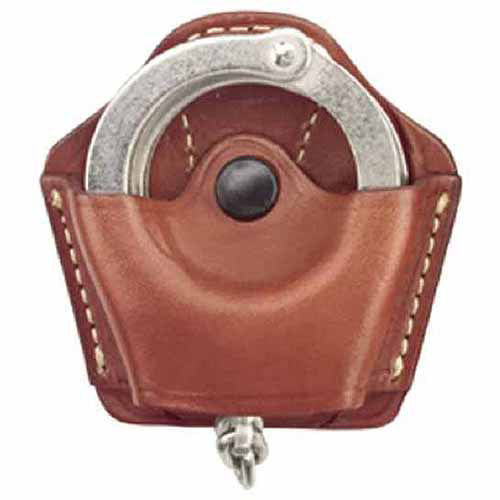 Gould and Goodrich 840 Gold Line Handcuff Case with Belt Loop, Holds Most Chain or Hinged Cuffs