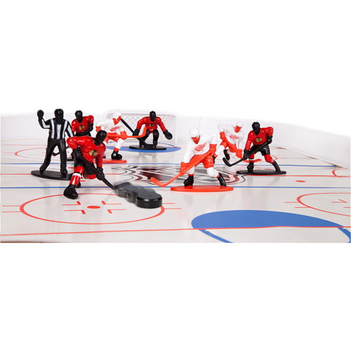 Kaskey Kids NHL Hockey Guys Action Figure Set, Blackhawks Vs. Red Wings