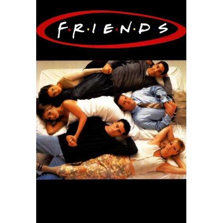 Friends Poster  Tv  G  27X40