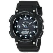 Casio Men's Solar Sport Combination Black and Gray Watch AQS810W-1AV