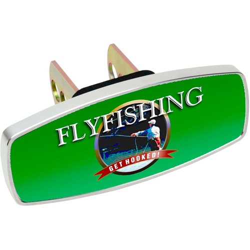 HitchMate Premier Series HitchCap, Fly Fishing Get Hooked