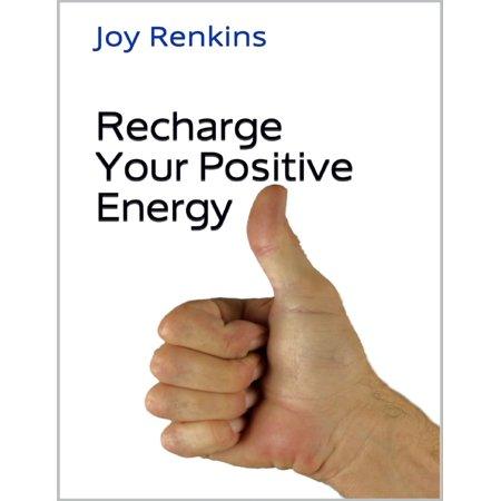 Self Recharge (Recharge Your Positive Energy - eBook )