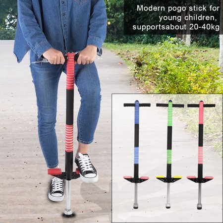 Yosoo Pogo Stick Single Bar Jackhammer Jump Stick Sports Educational Toys For Children](Halloween Bar Promo)