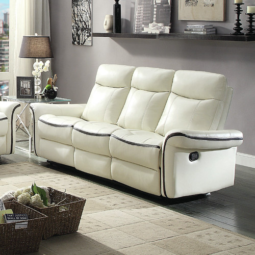 Glory Furniture Carla Reclining Sofa