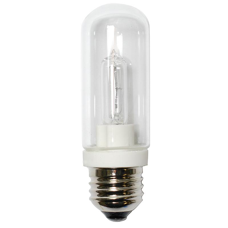 Sunlite 100w 120v JDD T10 Double Envelope Clear 3200k Halogen Light Bulb