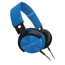 Philips Headband Headphones, Blue