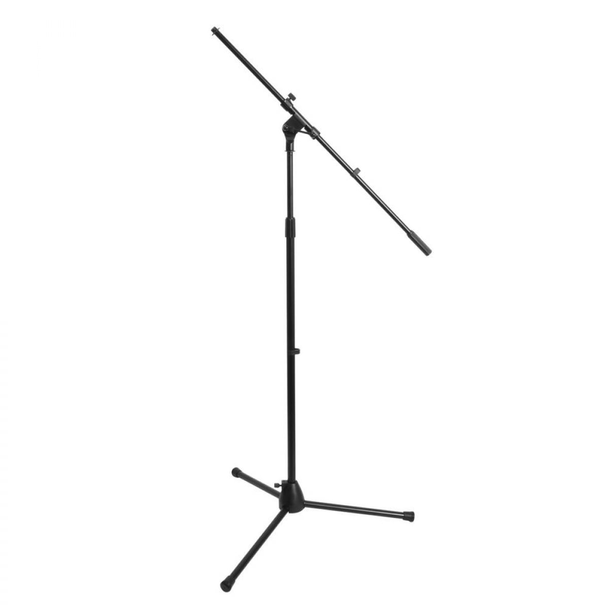 Euro Boom Microphone Stand (Black) by The Music People Inc.