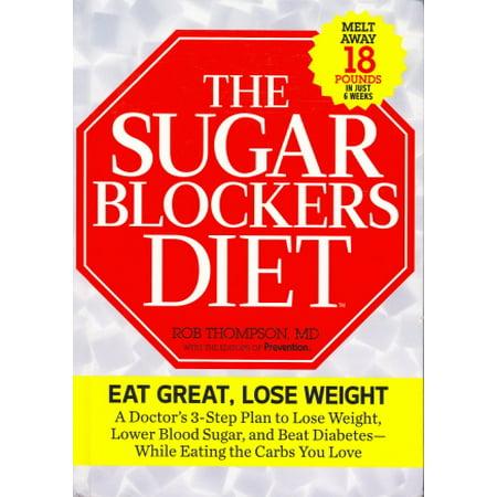 Le sucre régime Bloqueurs