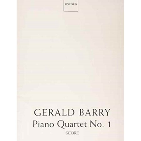 Piano Quartet No. 1: Score/piano part (Sheet