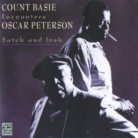 Count Basie Encounters Oscar Peterson (Count Basie And The Kansas City 7)