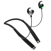Vi Smart Personal Fitness Trainer Wireless Earphones, Personalized Workouts Based On Heart Rate, Speed, Elevation, Cadence, Time And Location, Black (Open Box - Like New)
