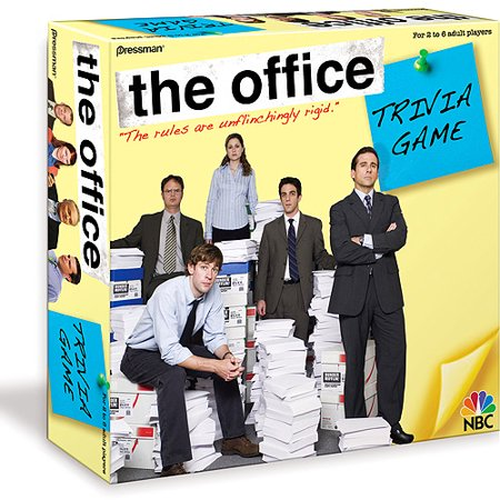 The Office Trivia Game - The Office Trivia Game