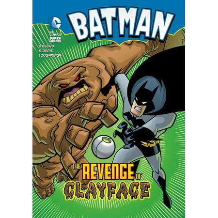 - Batman: The Revenge of Clayface - eBook