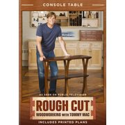 Rough Cut Woodworking: Console Table (DVD)
