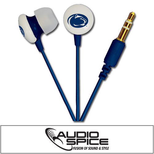 Penn State Nittany Lions Ignition Earbuds