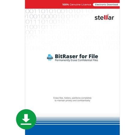 BitRaser Secure Data Erasure (Certified Mail Software)