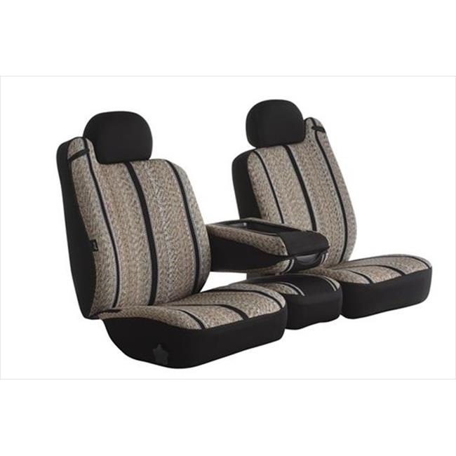 TR4710BL 2002-2010 Ford Seat Cover - Black