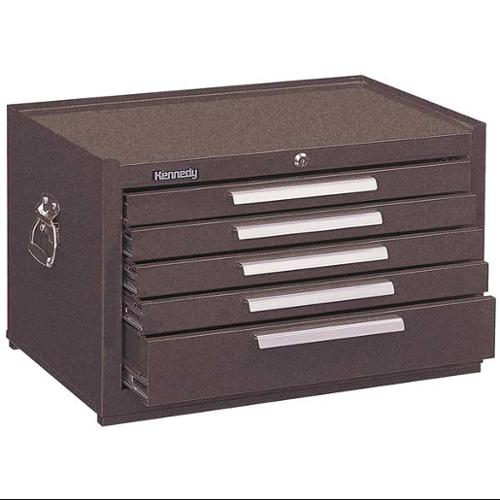 KENNEDY 2805B Top Chest, 29 In. W, 2 In. D, 16-5/8 In. H