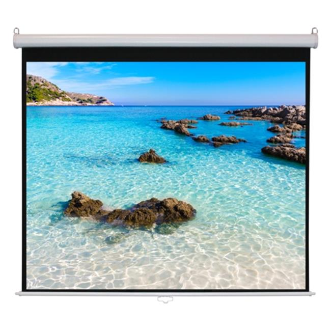 HamiltonBuhl WS-W5067 50 x 67 in. Wide Format Projector Screen - Matte White Fabric