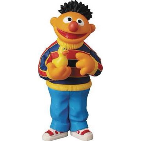 Ernie Sesame Street Ultra Detail Figure by - Sesame Street Figures Set