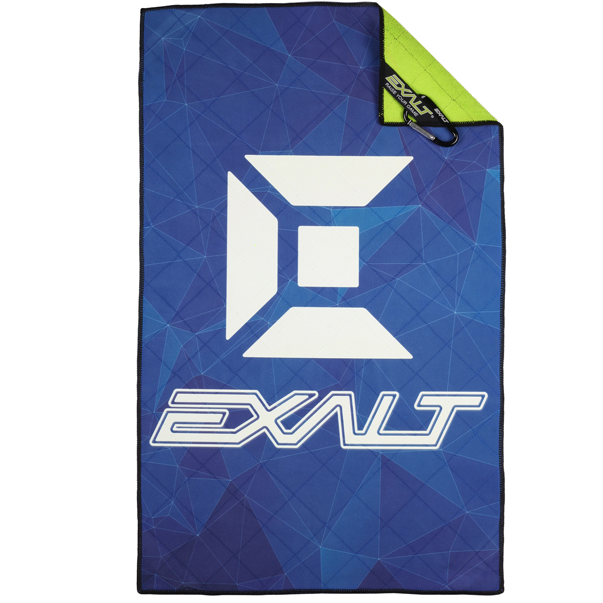 Exalt Paintball Microfiber Goggle Cloth Team Size Crystal Blue by Exalt