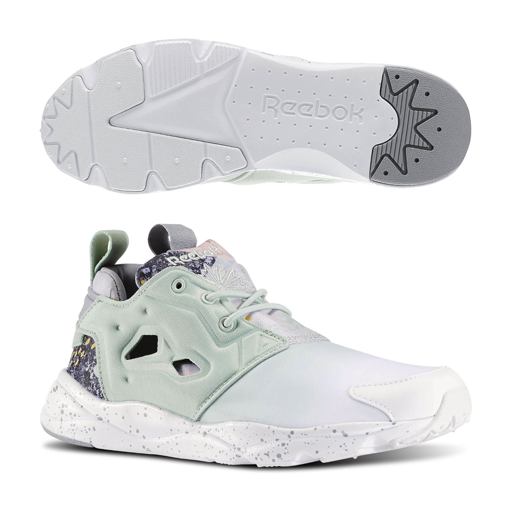 Reebok Classic FuryLite Contemporary Womens Running Shoes Fitness Trainers