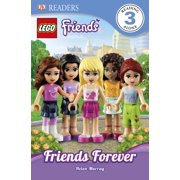 DK Readers L3: LEGO® Friends: Friends Forever - eBook