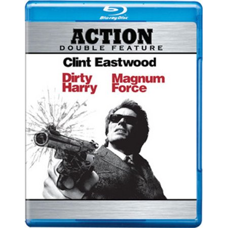 Dirty Harry / Magnum Force (Blu-ray)](West Paterson Nj)