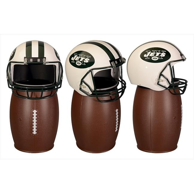 NCAA 83-FGRB100 New York  Jets Collectors Bin