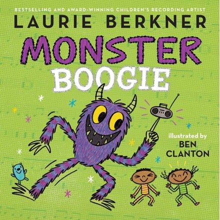 Halloween Boogie Book (Monster Boogie (Hardcover))