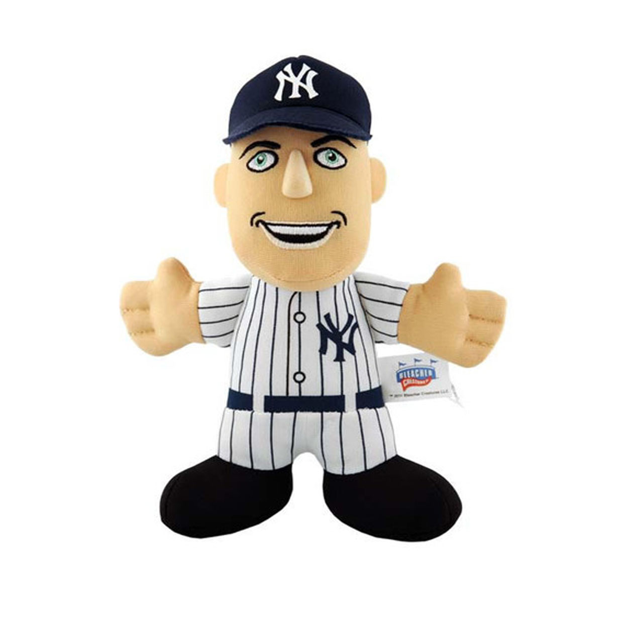 MLB New York Yankees Bleacher Creatures 7-Inch Ale