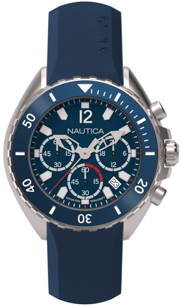 NAUTICA MEN'S WATCH New PORT 47MM by Nautica