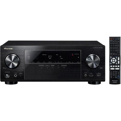 Pioneer VSX-823-K 5.1-Channel 140W AV Receiver