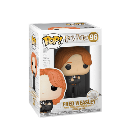 Funko POP! Harry Potter: Harry Potter S8 - Fred Weasley (Yule)