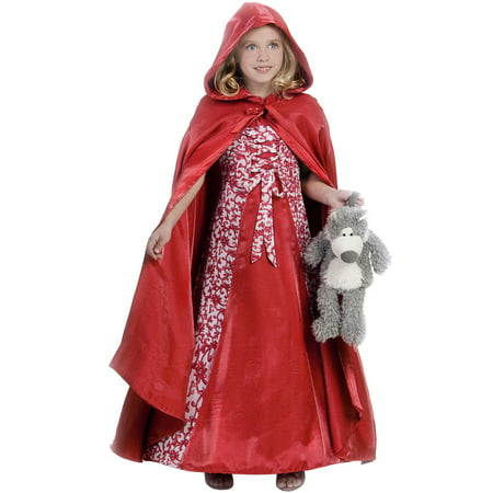 Princess Paradise Premium Princess Red Riding Hood Child Costume](The Paradise Costumes)