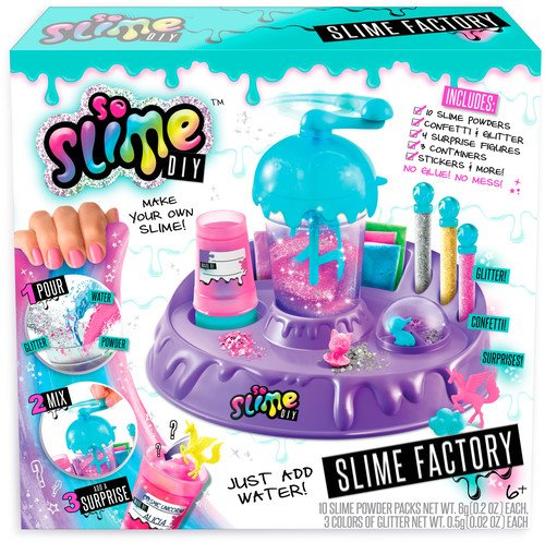 So Slime DIY Slime Factory