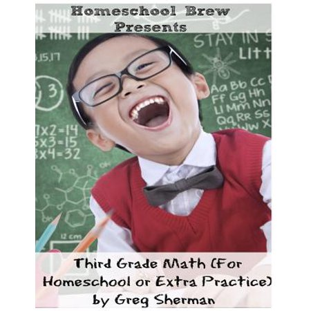 Third Grade Math : (For Homeschool or Extra