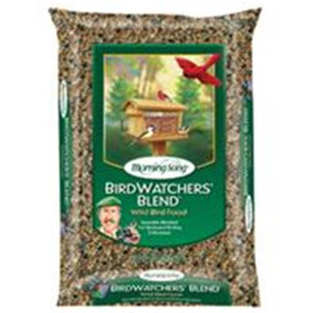Global Harvest Foods 014187 Morning Song Birdwatchers Blend Wild Bird Food
