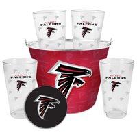 Boelter Brands NFL Gift Bucket Set, Atlanta Falcons