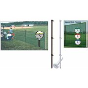 Outfield Package with Smart Pole Set, Dark Green