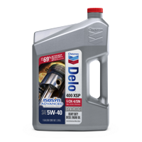 Deals on 6 Pack Chevron Delo 400 XSP Synthetic 5W40 Motor Oil 1gal
