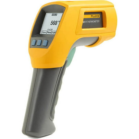 Fluke 568 Infrared and Contact Thermometer w/ USB Data-logging Capabilities, -40°F to 1472°F