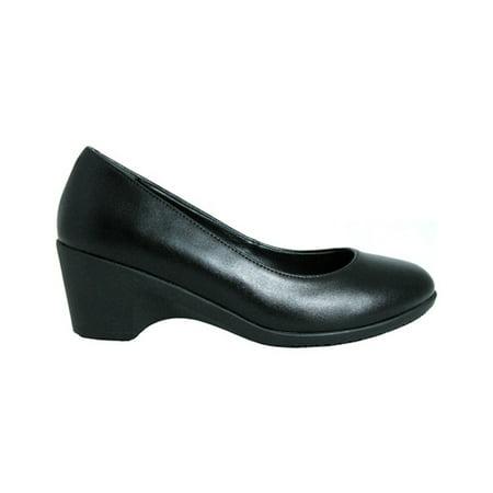 Genuine Grip Footwear Slip-Resistant Pump (Women's) YkgwMzkY